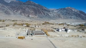 LMHS-Campus in Zanskar