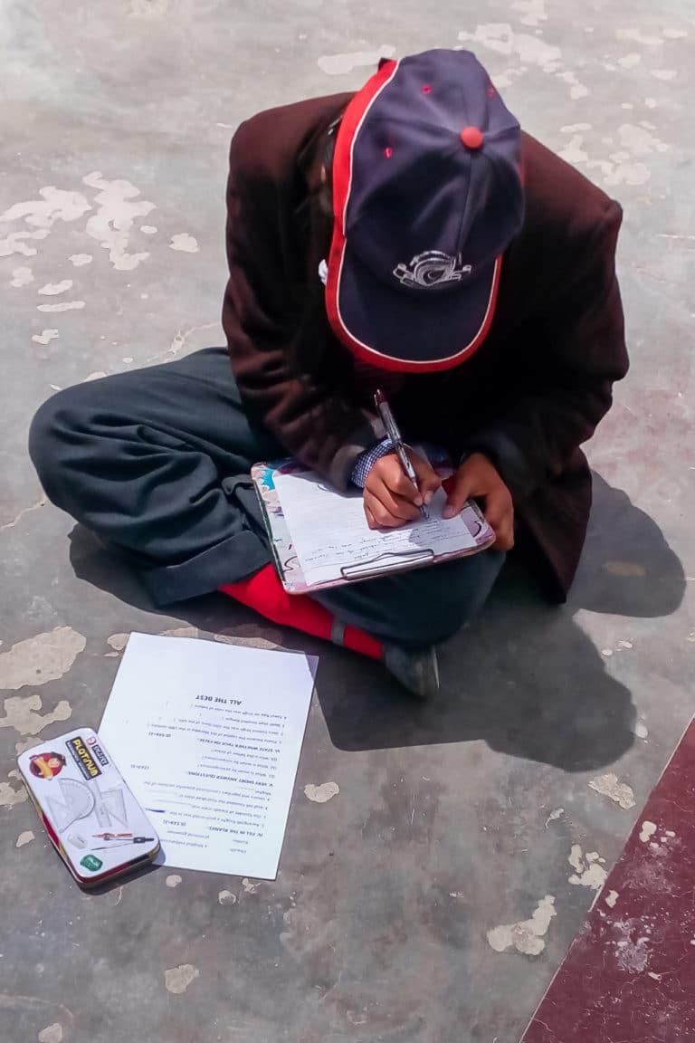 LHMS / Examens