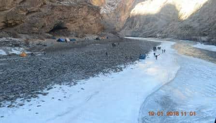 Evacuation héliportée dans le Zanskar