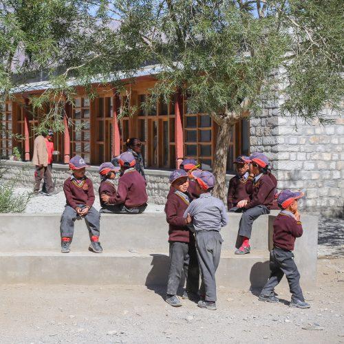 Lamdon Model High School Zanskar